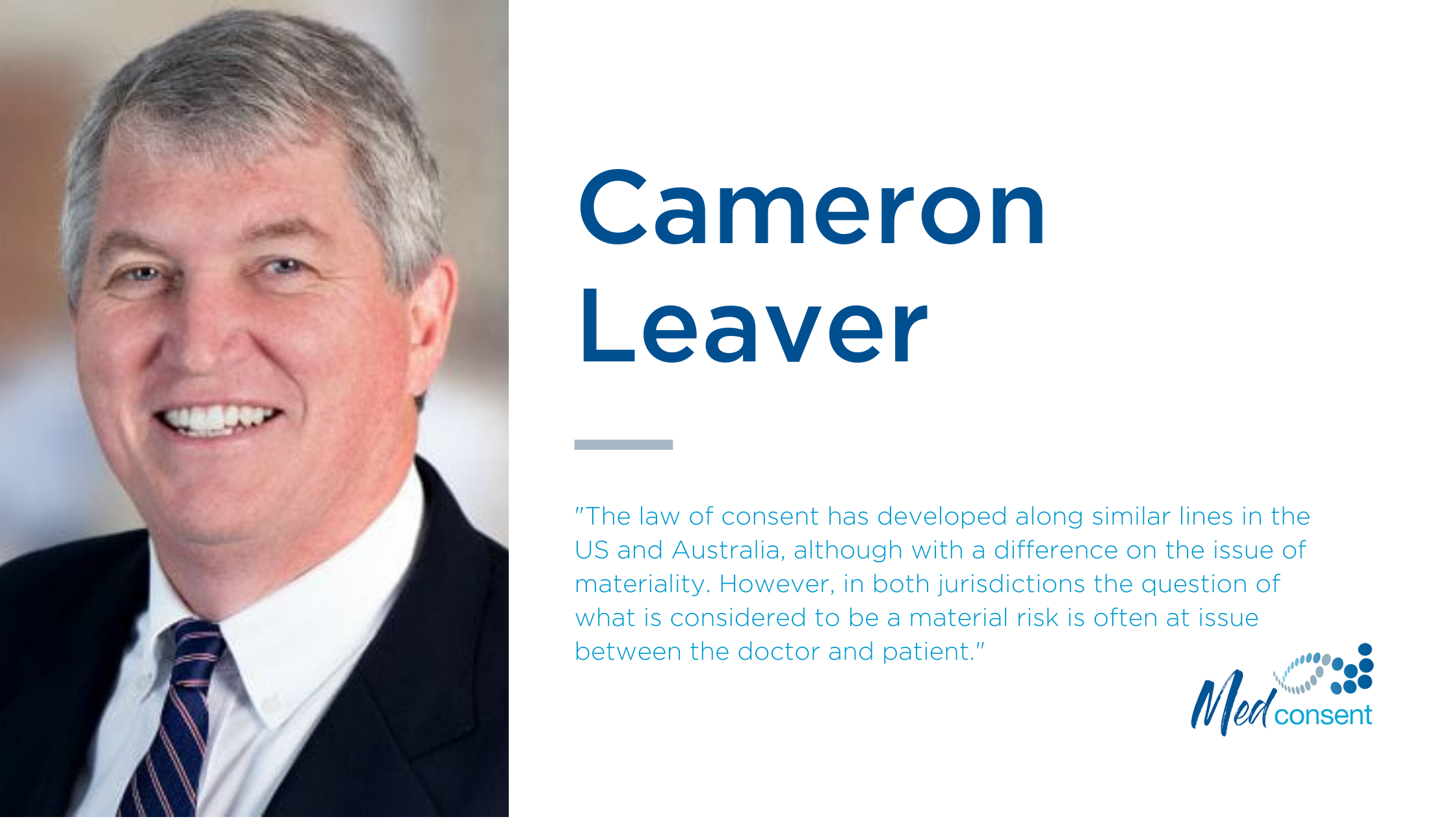 Cameron Leaver and the law of consent